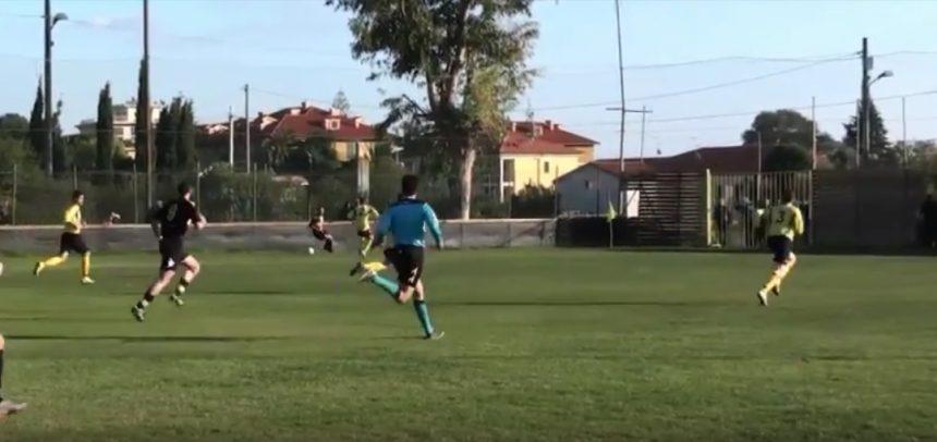 [Seconda Categoria] Cervo 0 Borgio Verezzi 0 sintesi video by Massimo Vaccarezza