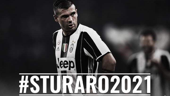 UFFICIALE: per Stefano Sturaro prolungamento fino al 2021!