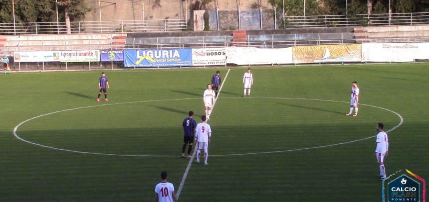 [Eccellenza Liguria] Imperia 2 Genova Calcio 4 sintesi video