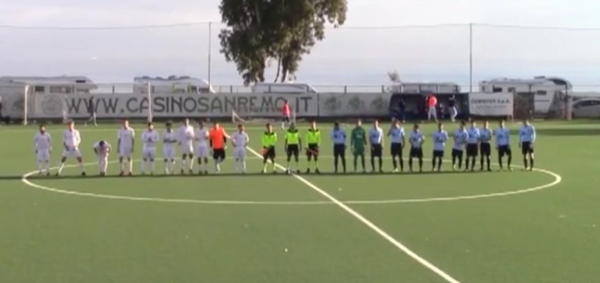 [Juniores Nazionali]Sanremese 0 Chieri 0 sintesi video