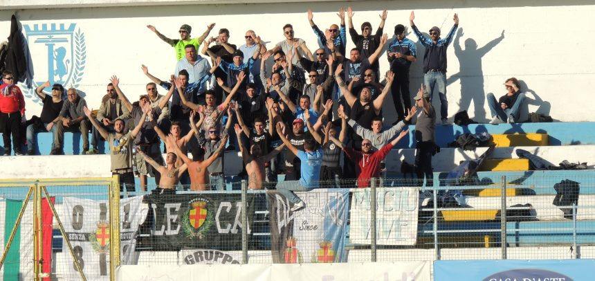 In arrivo 8 Daspo per i tifosi della Sanremese dopo la partita con il Ponsacco