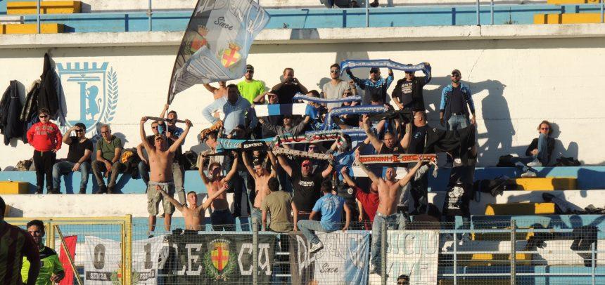 [FOTOTIFO] Sanremese-Finale, sorpresa da Albenga
