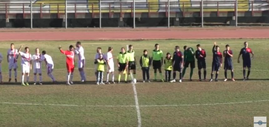 [Eccellenza Liguria] Vado 0 Genova Calcio 3 sintesi video by Dilettantissimo
