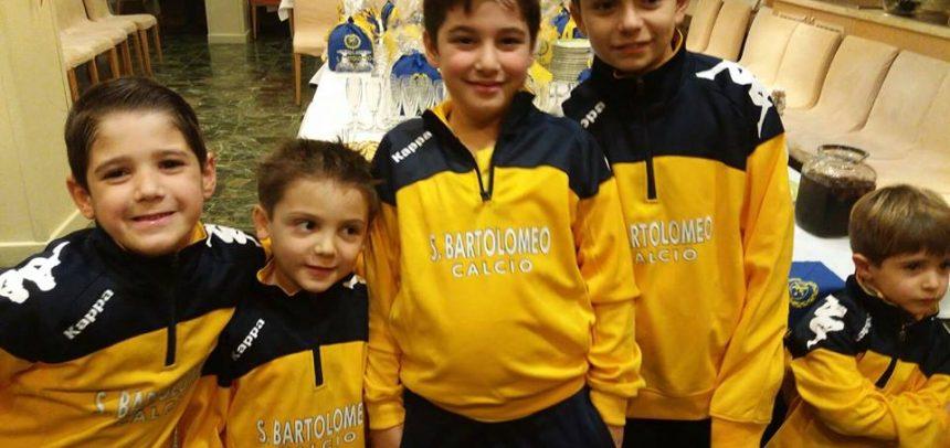 Il San Bartolomeo Calcio augura a tutti un felice Natale e buone feste
