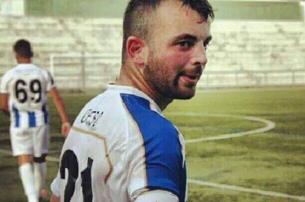 Gli auguri di buon anno da Francesco Merlo Manco, centrocampista del Quiliano Calcio