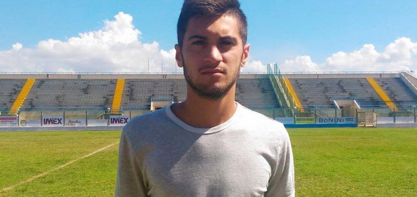 ARGENTINA. In prova il centrocampista classe '96 Giorgio Tumbarello
