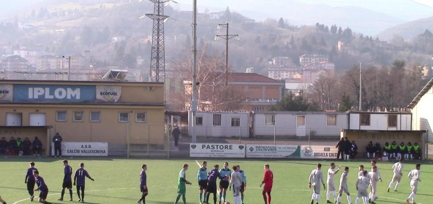[Eccellenza Liguria] Busalla 1 Imperia 0 sintesi video