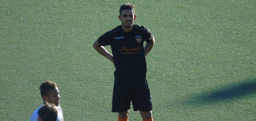 """OSPEDALETTI. Super Taha Semati in gol ancora su punizione:""""Ringrazio il mister e la squadra"""""""
