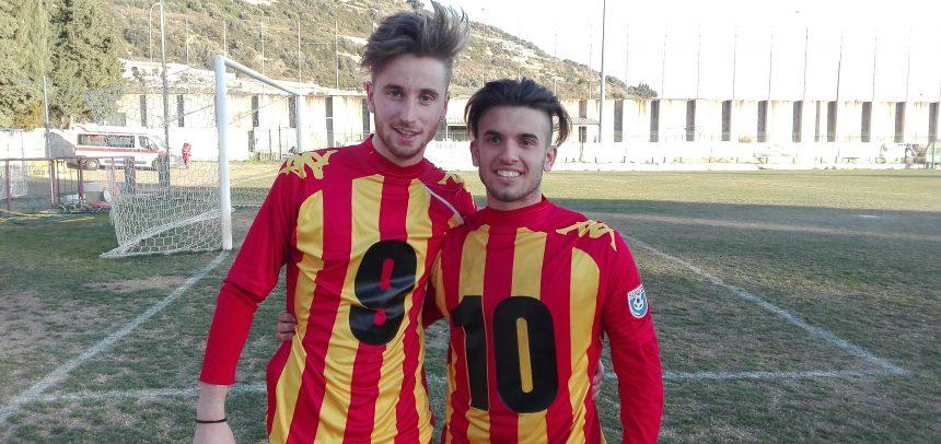 """JUNIORES NAZIONALI. Intervista ai gemelli del gol Edoardo Migliore e Luis Ferrara:""""In campo ci troviamo alla grande"""""""
