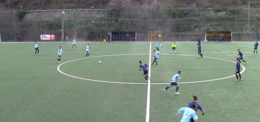 [Juniores Eccellenza] Imperia 1 Pietra Ligure 1 sintesi video