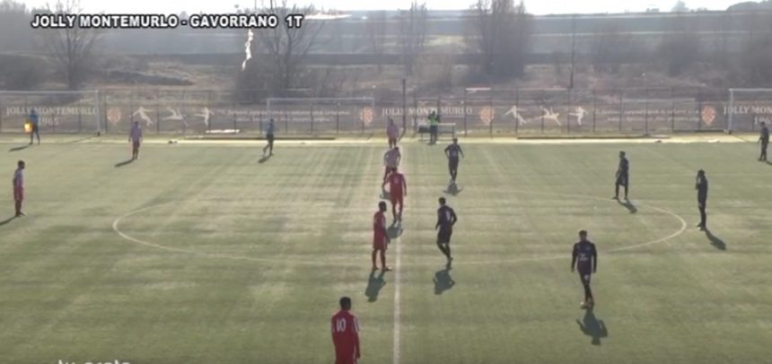 [Serie D] J.Montemurlo 1 Gavorrano 1 sintesi video by Tv Prato