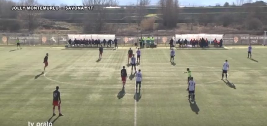 [Serie D] Jolly Montemurlo 0 Savona 0 sintesi video by Tv Prato
