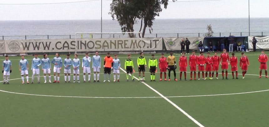 [Juniores Nazionali] Sanremese 1 Cuneo 0 sintesi video
