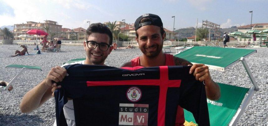 """CAMPOROSSO. Un gol di Michele Celea non basta a fermare la Cairese:""""Partita sfortunata, ora ritroviamo la giusta cattiveria"""""""