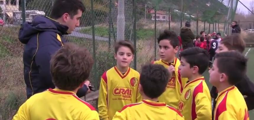 PULCINI. Gli Highlights di Taggia-Camporosso 3-0