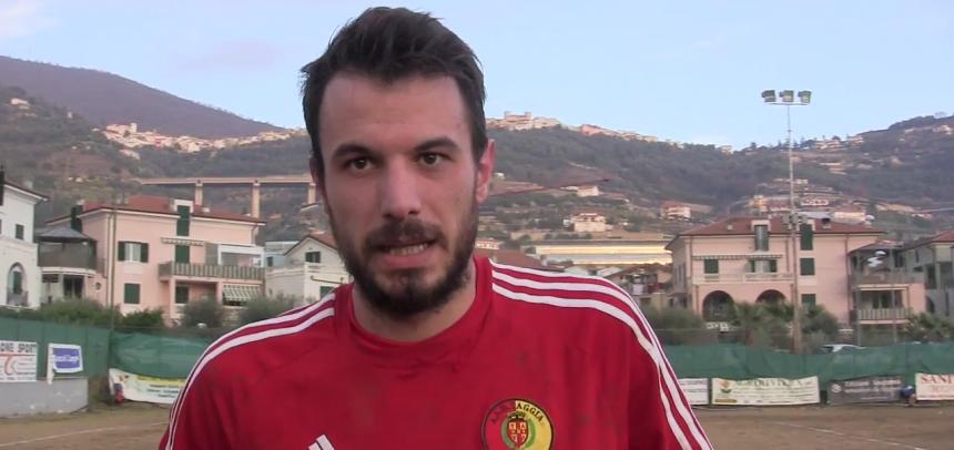 TAGGIA. Il video del gol di Mattia Gerardi che ha steso la capolista Cairese