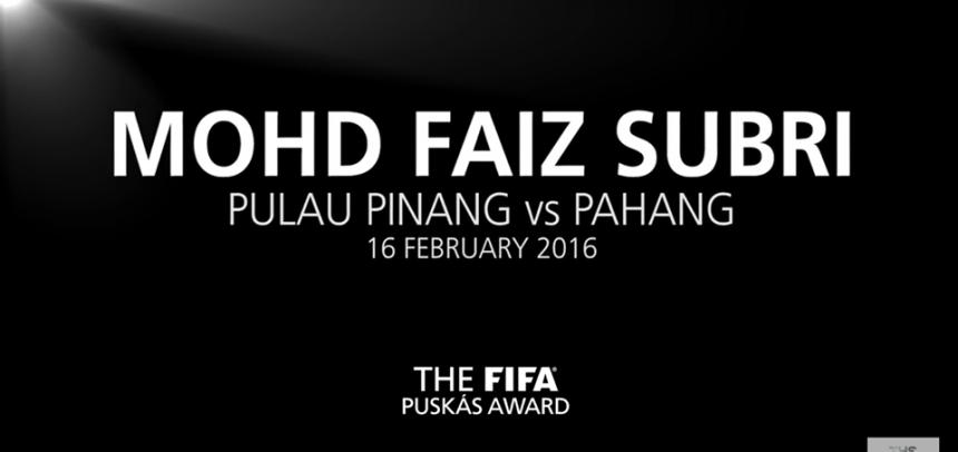 [VIDEO] Per la FIFA il gol più bello del 2016 è quello di Mohd Faiz Subri