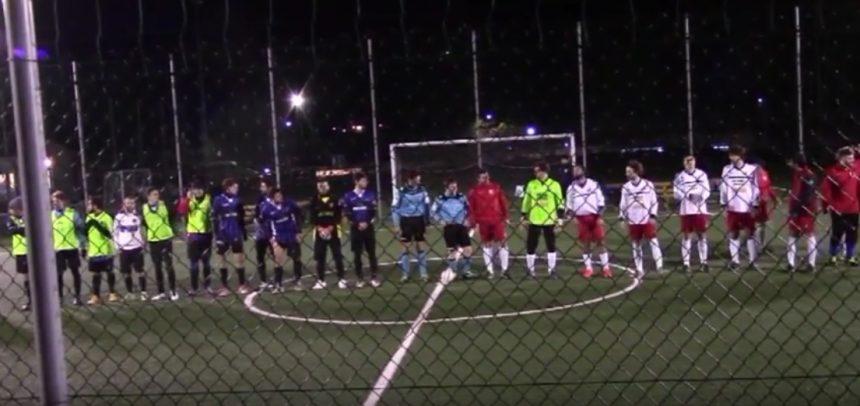 [Calcio a 5] Athletic San Lorenzo 2 ASD Imperia 4 sintesi video
