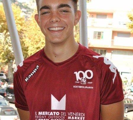 """Juniores 2° Livello, il Ventimiglia batte la Dianese&Golfo 4-2, a segno Giorgio Felici:""""Dedico il gol alla mia fidanzata e al mio compagno di squadra Cordi"""""""
