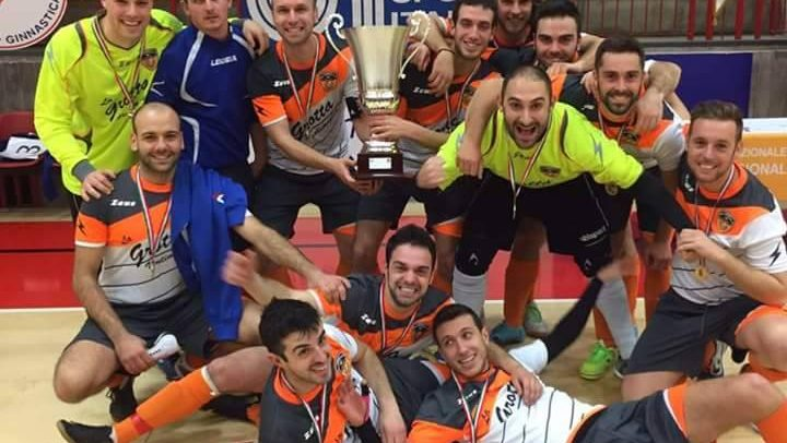 CALCIO A 5. L'ospedaletti vince la Coppa Liguria battendo in finale l'Athletic