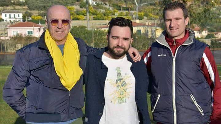 """Rappresentativa Juniores, il c.t. Navone e l'allenatore Tonelli fanno i complimenti a Denis Muca:""""Bellissimo il campo del Cervo Fc"""""""