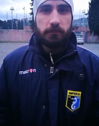"""ASD Imperia, il capitano Ambrosini: """"Speriamo di fare meglio dello scorso anno"""""""