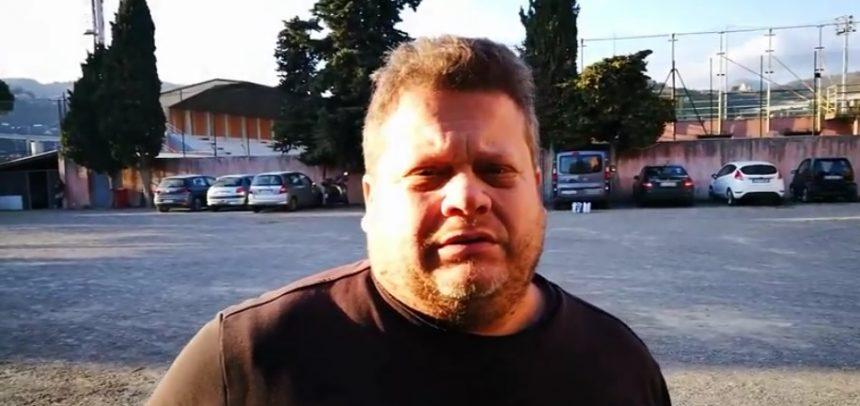 """Ventimiglia-Rapallo 0-2, mister Marselli si conferma bestia nera del ponente ligure:""""Complimenti ai ragazzi, a dicembre avevamo 8 punti, oggi 35″"""