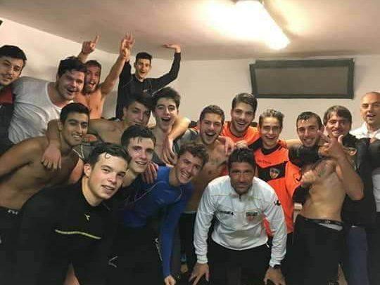 """Juniores Eccellenza, l'Ospedaletti batte la Baia Alassio 5-3, Damiano Fraticelli in gol:""""Continuiamo così!"""""""