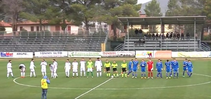 [Serie D] Gavorrano 4 Ligorna 0 sintesi video