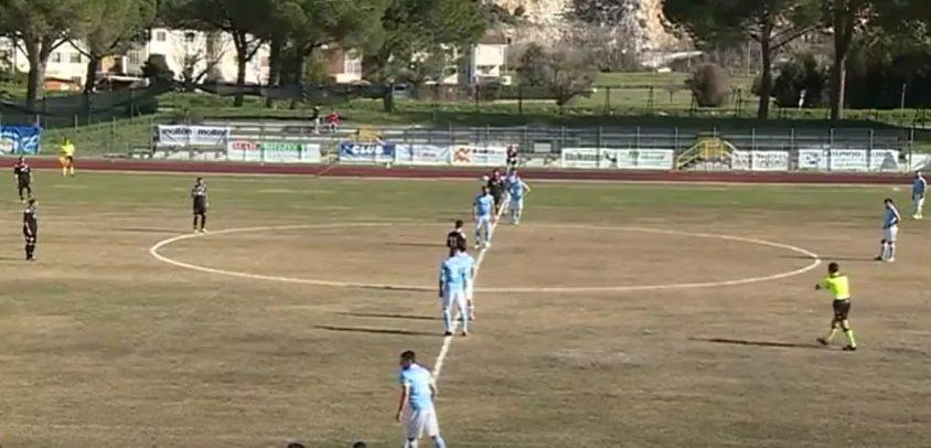 [Serie D] Ghivizzano 2 Sanremese 0 sintesi video
