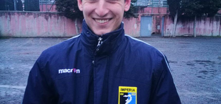 """Imperia – Sestrese Man of the match Roberto Franco: """"Abbiamo vinto meritatamente"""""""