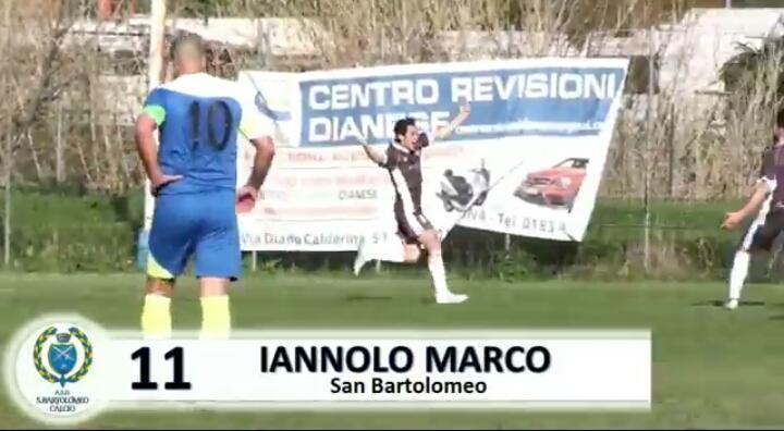 Gli Highlights di San Bartolomeo-Virtus Sanremo 1-0 by Massimo Vaccarezza