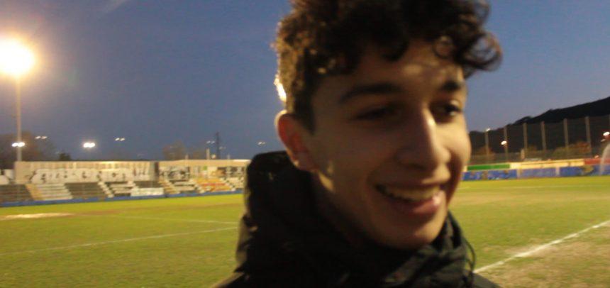 ASD Imperia, Anes Chariq promosso in prima squadra