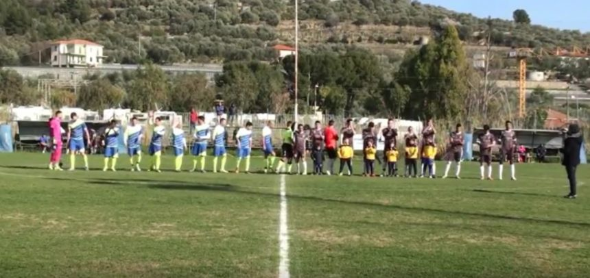 [Seconda Categoria] San Bartolomeo 1 Virtus Sanremo 0 sintesi video by Massimo Vaccarezza