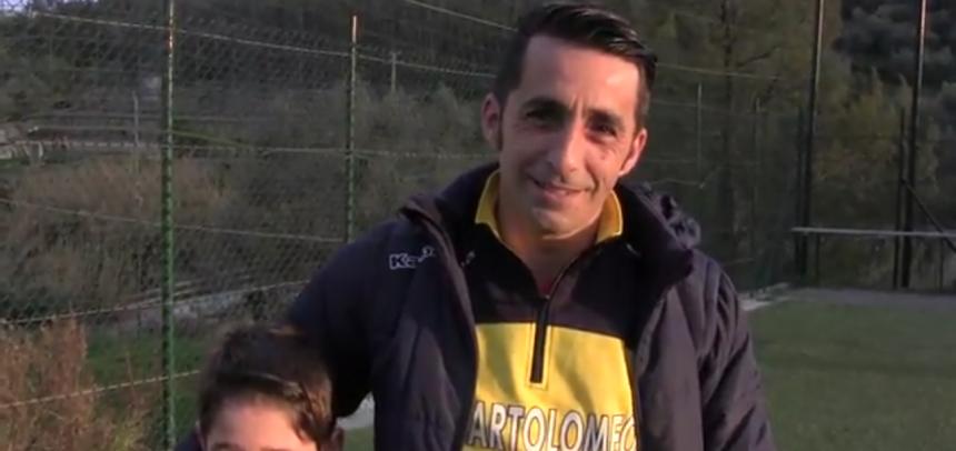 """Il San Bartolomeo, Roberto Iannolo segna una tripletta contro il San Filippo Neri:""""Stiamo vivendo una grande esperienza"""""""