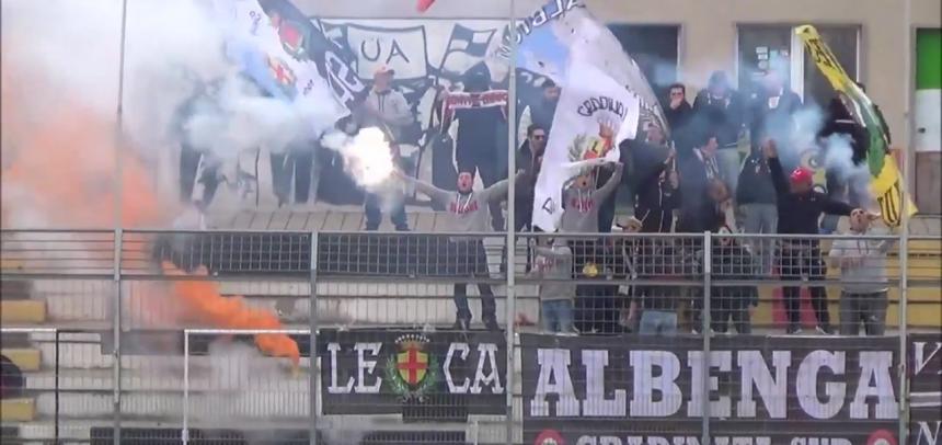 Gli Highlights di Albenga-Ventimiglia 2-1 by Franco Rebaudo
