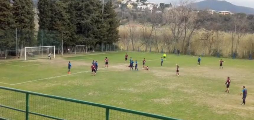 [Video] Sanstevese, Il gol di Davide Profeta contro il Borghetto