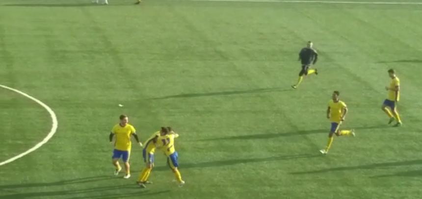 [Video] San Bartolomeo, il gol di Marco Iannolo contro il Riva Ligure