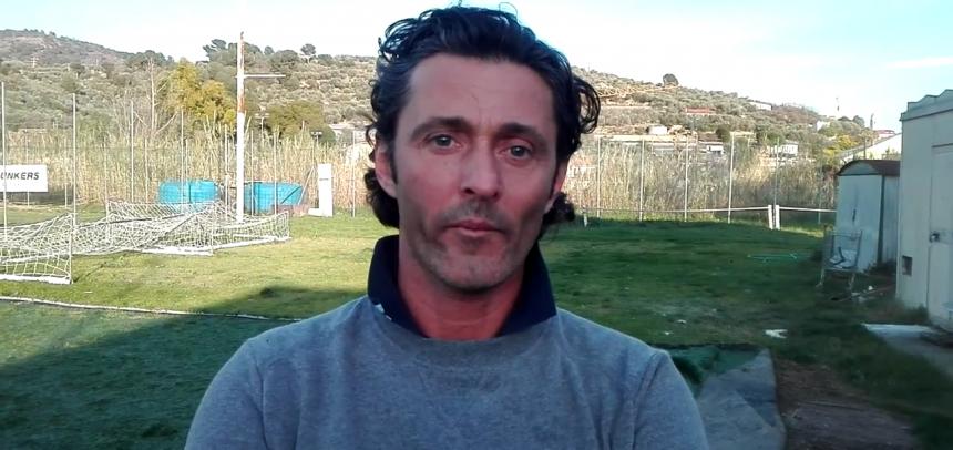 """Virtus Sanremo, mister Moroni va all'attacco:""""Abbiamo giocato solo noi, arbitraggio a senso unico"""""""