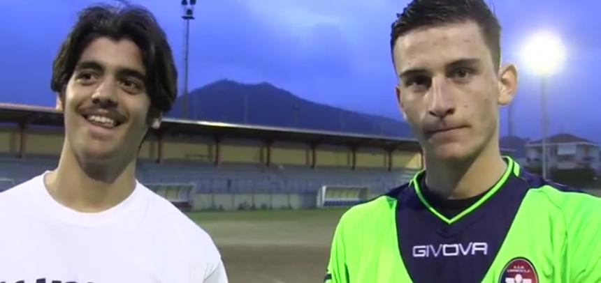 [Video] Juniores Loanesi, intervista ai Campioni Regionali Gabriele Mandraccia e Ardit Oxhallari