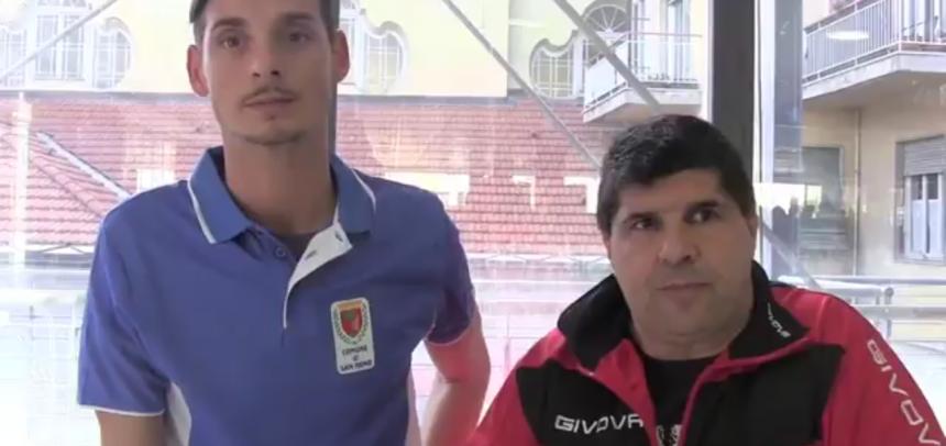 """Intervista a Fabio Russo e Fabrizio Selci, organizzatori del 1° Torneo di Calcio Balilla """"Sanremo Cup"""""""