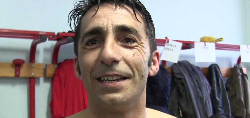 """E' Roberto Iannolo il Man of the Match di San Bartolomeo-Valleggia 1-0:""""Una grande soddisfazione"""""""