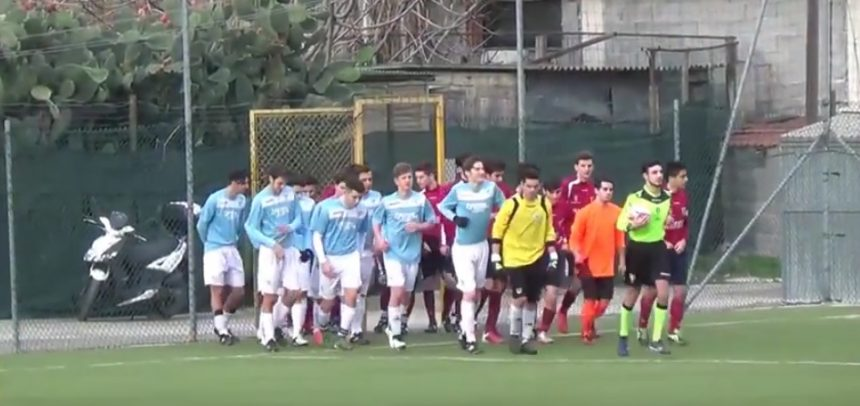 [Allievi Provinciali] Ventimiglia – U.Sanremo sintesi video by Franco Rebaudo