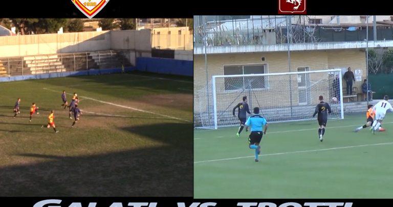 Michele Galati vs Cristian Trotti, vota il goal più bello della settimana