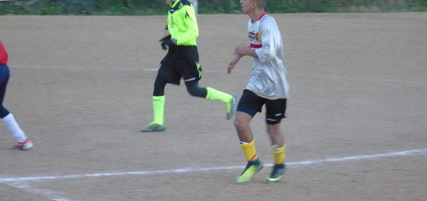 """JUNIORES TAGGIA. Guirat Mouez in gol contro la Speranza:""""Dobbiamo continuare così"""""""