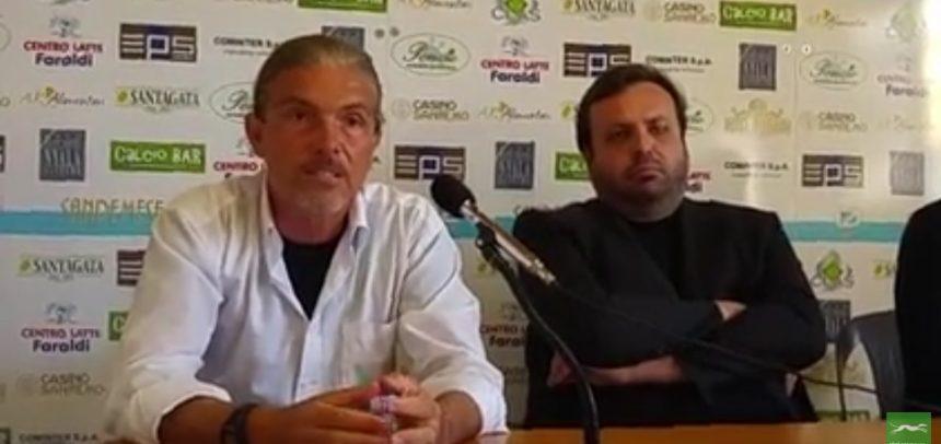 Sanremese, la video intervista realizzata da Rivierapress.it al nuovo tecnico Alberto Baldisserri e il Vicepresidente Marco Ventimiglia