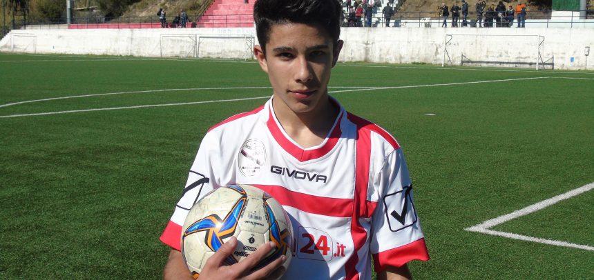 Giovanissimi Argentina, bomber Matteo Eordea raggiunge i 60 gol in campionato
