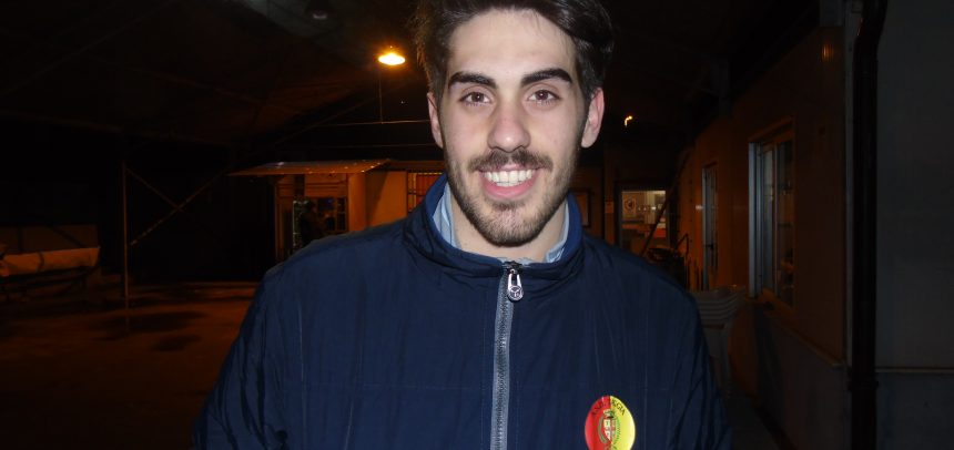 E' Alessandro Capena il Man of the Match di Taggia-Andora 3-2