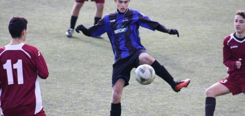La classifica marcatori Allievi Regionali A: il re dei bomber è Simone D'Agnano con 15 gol