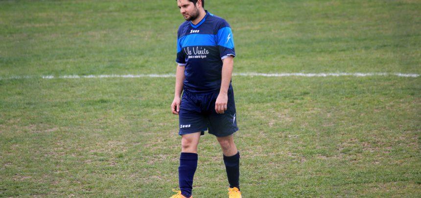 """Sanstevese, Matteo Cutellè firma il pari con la Veloce:""""Risultato giusto, peccato aver giocato tutto il 2° tempo in inferiorità numerica"""""""